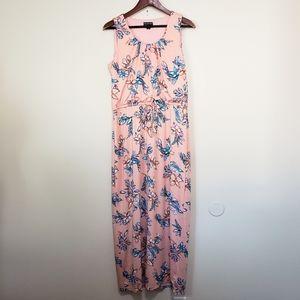 Nina Leonard maxi dress Large